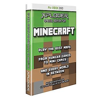 Xploder Special Edition für Minecraft (Xbox 360PC DVD) - Fabrik versiegelt