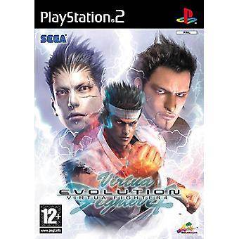 Virtua Fighter 4 Evolution (PS2) - Nova fábrica selada