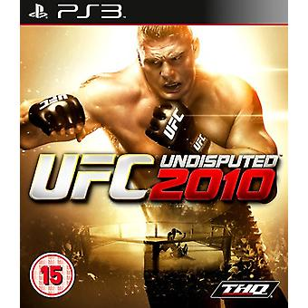 UFC Undisputed 2010 (PS3) - Als Nieuw