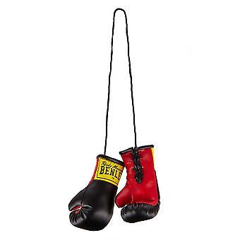 William miniature boxing gloves