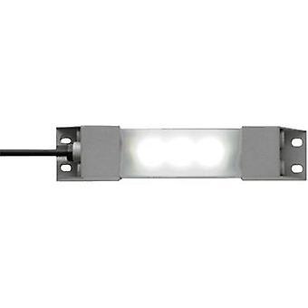 Idec Industrial LED indicator light LF1B-NA4P-2THWW2-3M White 1.5 W 60 lm 24 V DC (L x W x H) 134 x 27.5 x 16 mm 1 pc(s)