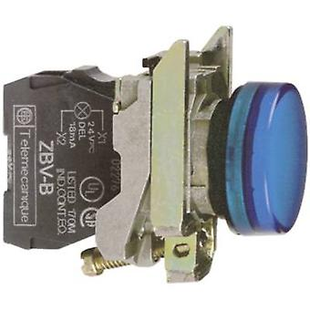Schneider Electric XB4BVB6 Indicator light Blue 24 V DC, 24 V AC 1 pc(s)