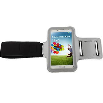 Tracolla per Samsung Galaxy S4 mini i9190 argento / grigio
