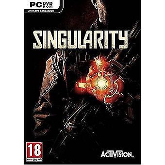 Singularity PC-peli