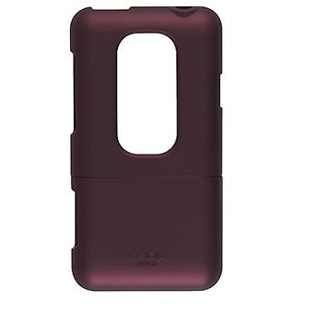 5 Pack -Seidio Innocase II Surface Case For HTC EVO 3D - Burgundy