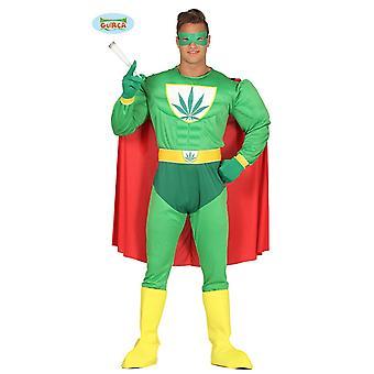 Guirca costume adulte de super-héros