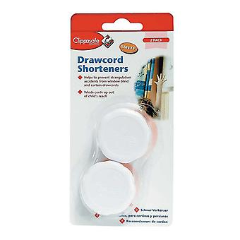 Clippasafe Drawcord Shorteners 2 Pack