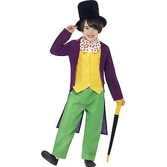 Smiffy's Roald Dahl Willy Wonka Costume