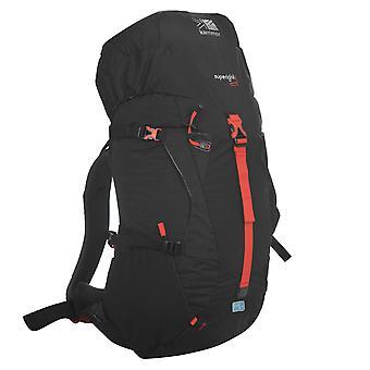 Karrimor Unisex Superlight 45 plus 10 rygsæk Trekking Pack åndbar Zip Mesh