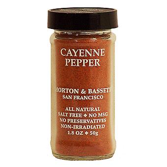 Morton & Bassett Cayenne Pepper