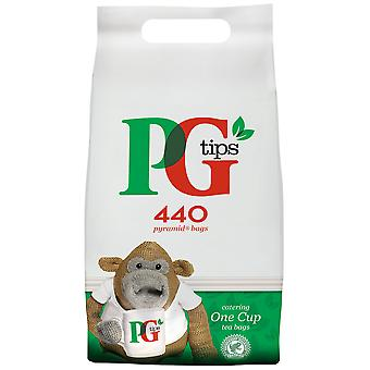 PG Tips Catering One Cup Pyramid Tea Bags