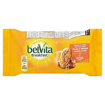 Belvita Honey & Nuts Breakfast Biscuits