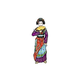 Ledad Geisha Girl