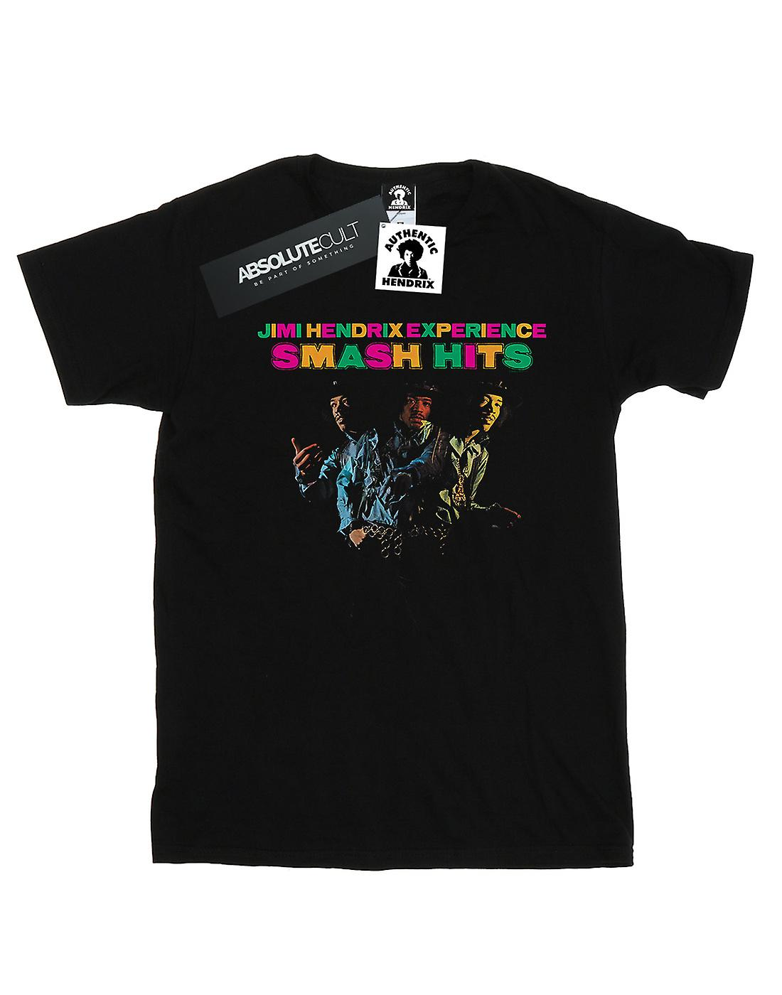 Jimi Hendrix Men's Smash Hits T-Shirt