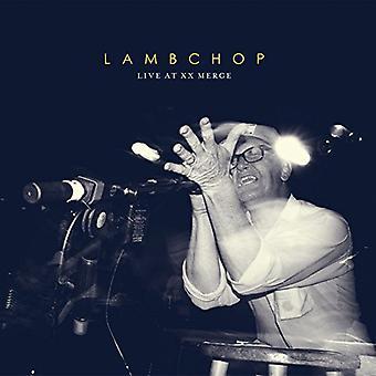 Lambchop - en vivo en importación de Estados Unidos XX combinar [vinilo]