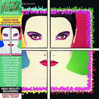 Motels - All Four One [CD] USA import