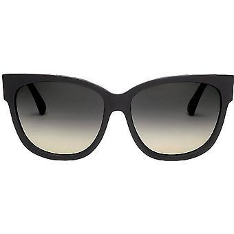Elektrische California Gefahr Cat Sonnenbrille - schwarz Schildpatt/Ohm schwarz Farbverlauf