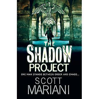 Projektets skygge af Scott Mariani - 9780007311903 bog