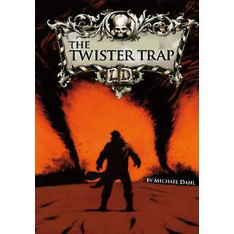 A armadilha de Twister por Michael S. Dahl - 9781406212631 livro