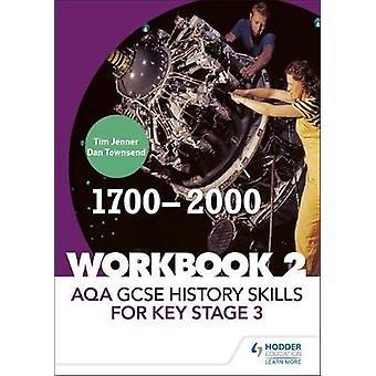 """مهارات """"تاريخ الشهادة الثانوية العامة آقا"""" لمفتاح المرحلة 3-المصنف 2 1700-2000 التي تيم"""