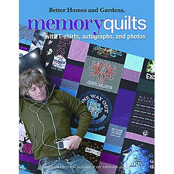 Better Homes & Gardens - Memory Quilts by Meredith Corporation - 97816