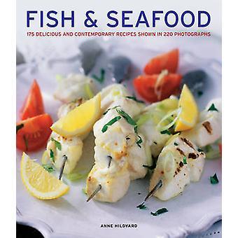 سمكة آند المأكولات البحرية-لذيذ 175 وسيظهر وصفات المعاصرة في 220 ف