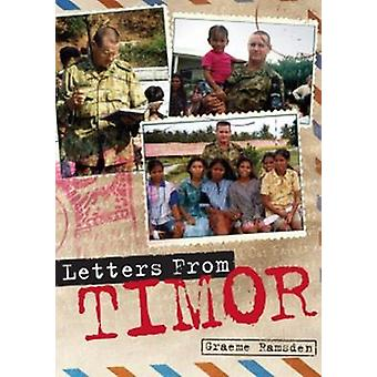Letters From Timor by Graeme Ramsden - 9781921941009 Book