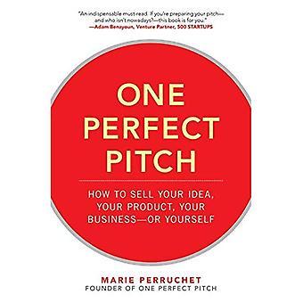 Een Perfect Pitch: Hoe uw idee, uw Product, uw bedrijf-- of jezelf te verkopen