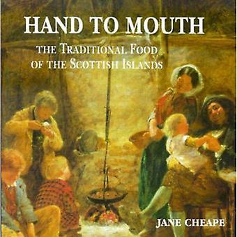 La main à la bouche