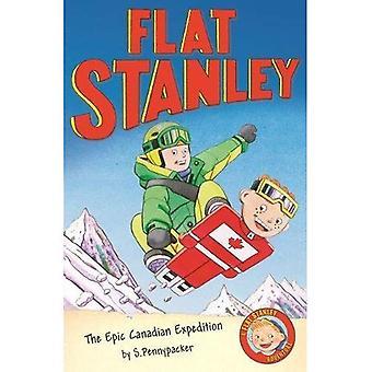 Jeff Browns Flat Stanley: de epische Canadese expeditie