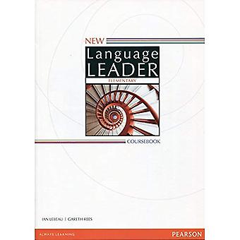 New Language Leader: Elementary Coursebook