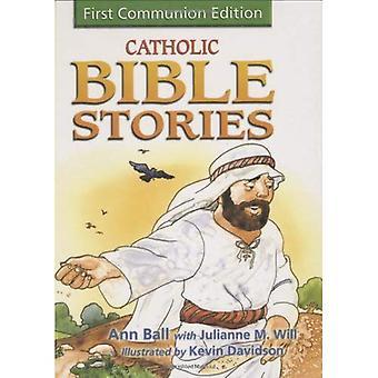 Katolska Bibeln berättelser för barn