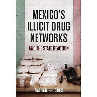 Redes de tráfico ilícito de drogas de México y la reacción estatal