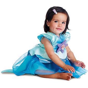 Princess Ariel Infant Costume