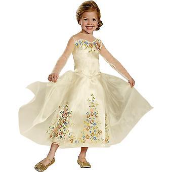 Cenerentola Costume della sposa - abito da sposa per i bambini