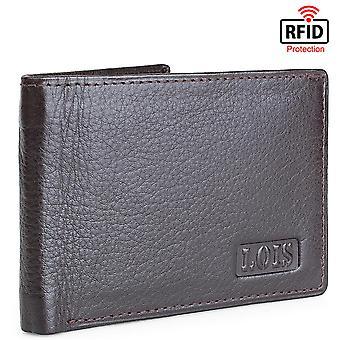 Brieftasche Mann in echtem Leder 201386 Lois