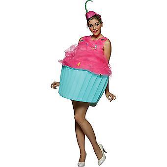 Söta Cupcake Adult kostym