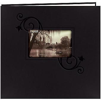 Pioneer tłoczona leatherette post Bound album 12