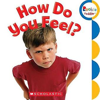 How Do You Feel? by Jodie Shepherd - 9780531204931 Book