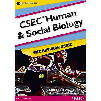 CSEC Human and Social Biology - The Revision Guide by Ann Fullick - 97