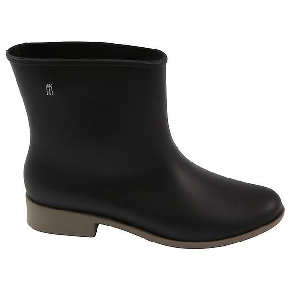 Melissa Shoes Moon Dust Ankle Boot, Black