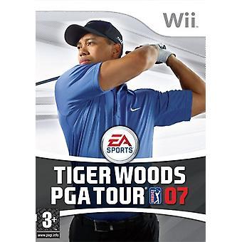 Tiger Woods PGA Tour 07 (Wii) - Usine scellée