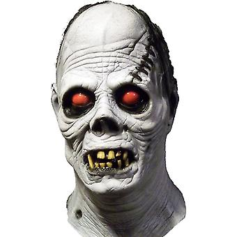 Albino Ghoul Latex Mask For Halloween