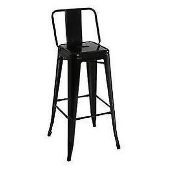 Kuovi Stool Kuovi Alto Metal With Backrest (Furniture , Stools)