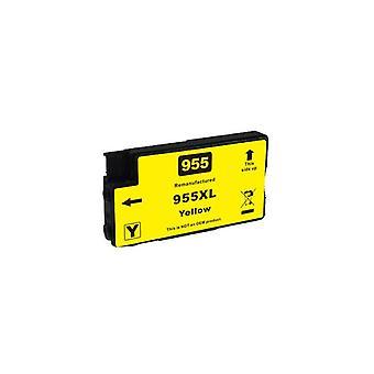 955XL gele Premium Hervervaardigde Inkjet Cartridge