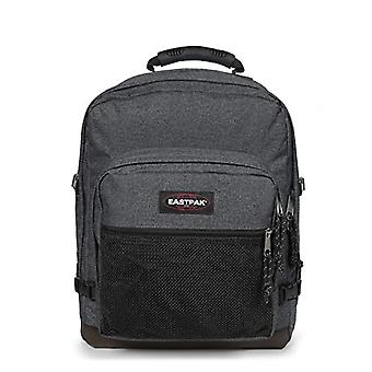 Eastpak Ultimate - Casual Unisex Backpack - Grey (Black Denim) - 42 liters - One Size (42 x 32 x 26 cm)