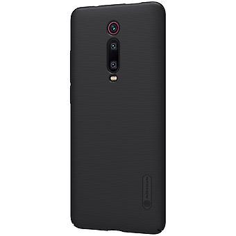 NILLKIN Xiaomi Mi 9T/9T Pro cáscara esmerilada duro-negro