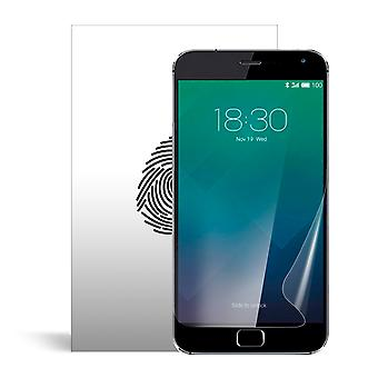 Celicious Vivid Plus Mild Anti-Glare Screen Protector Film Compatible with Meizu MX4 Pro [Pack of 2]