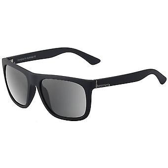 Dirty Dog Quag Satin Sonnenbrille - Schwarz
