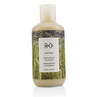 R+co Cactus Texturizing Shampoo - 177ml/6oz